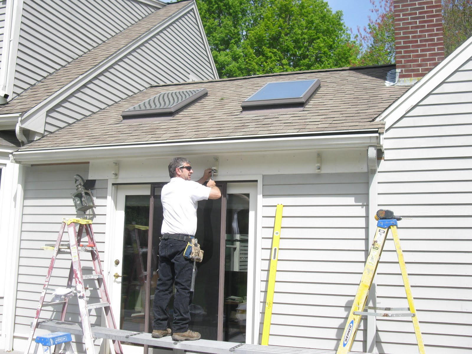 install awning 28 images sunsetter retractable awning