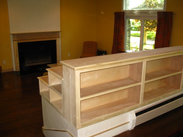Half Wall Bookcase Page 6 Of 6 A Concord Carpenter