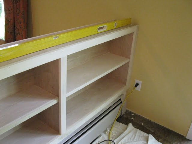 half wall bookcase - page 5 of 6 - a concord carpenter