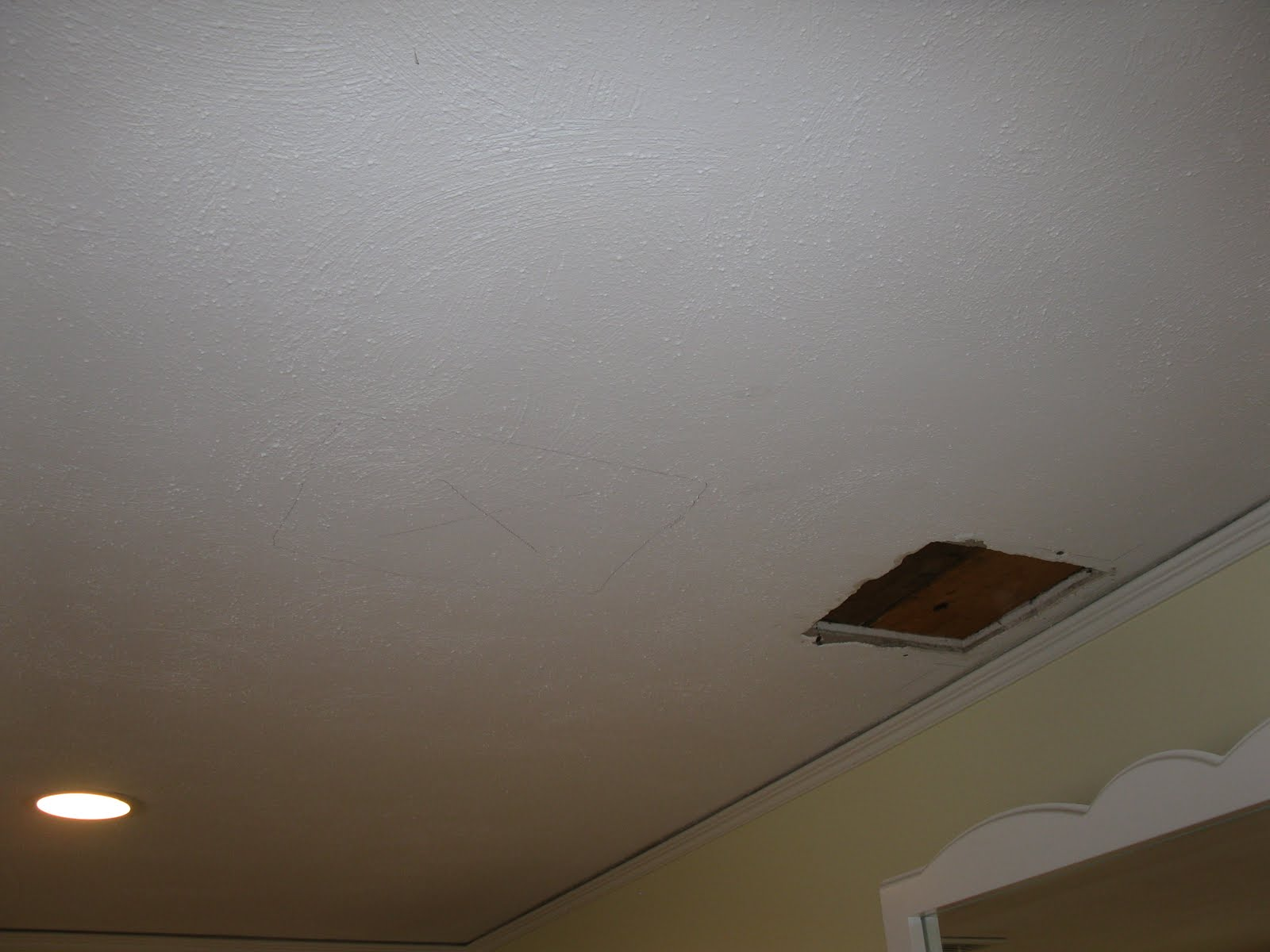 How to cut base molding around wall vent - After Thinking This Through We Determined That We Had Enough Duct To Completely Move The Vent To Another Wall In The Room Centered In The Room Over This