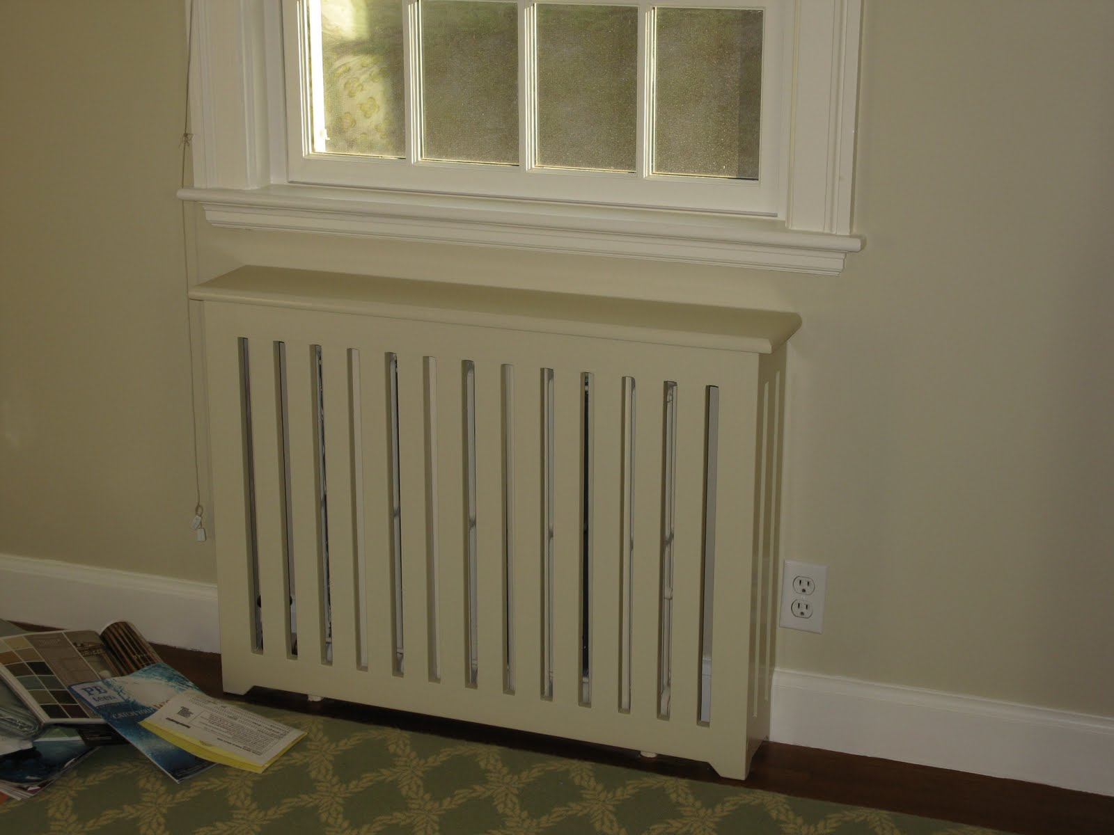 Custom Wood Radiator Covers A Concord Carpenter