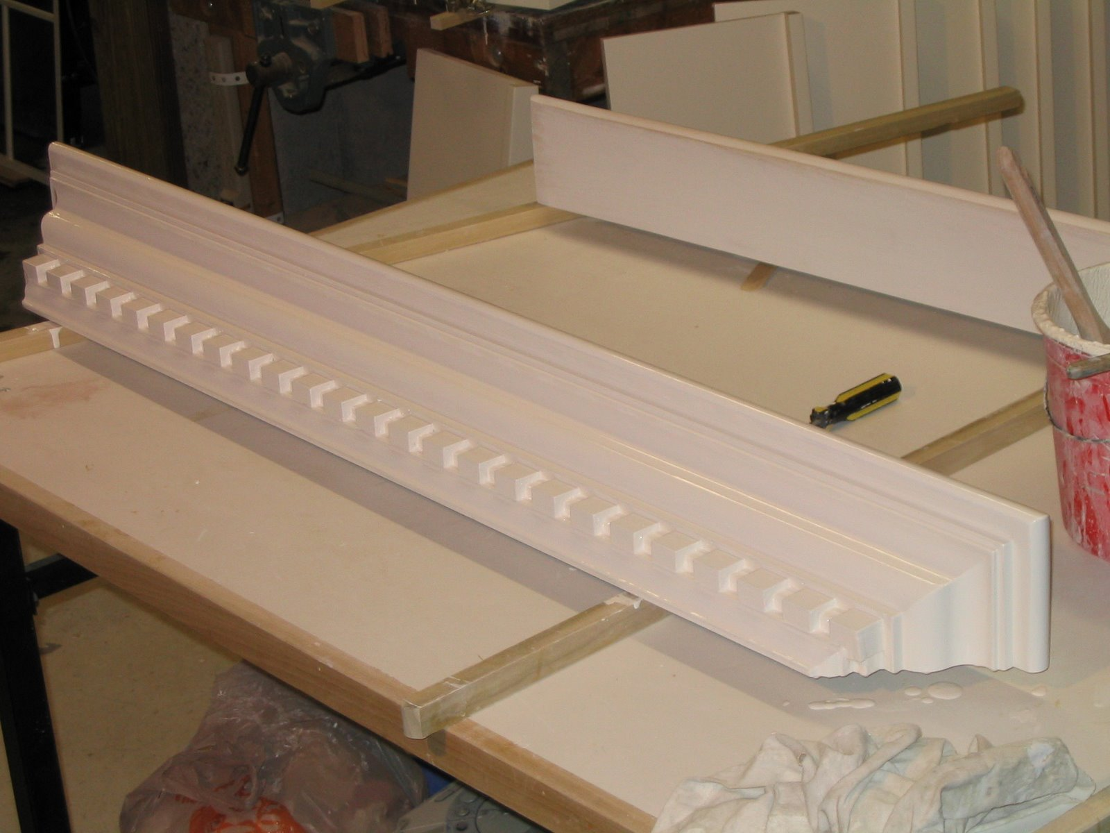 Crown Molding Shelf A Concord Carpenter