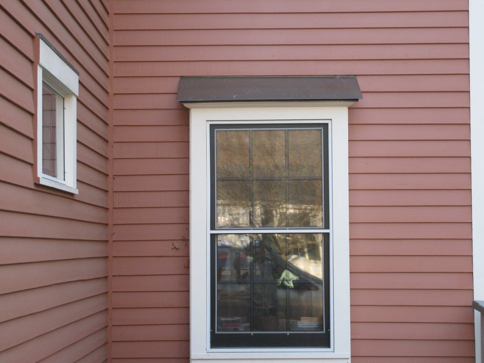 Copper Window Roofs A Concord Carpenter