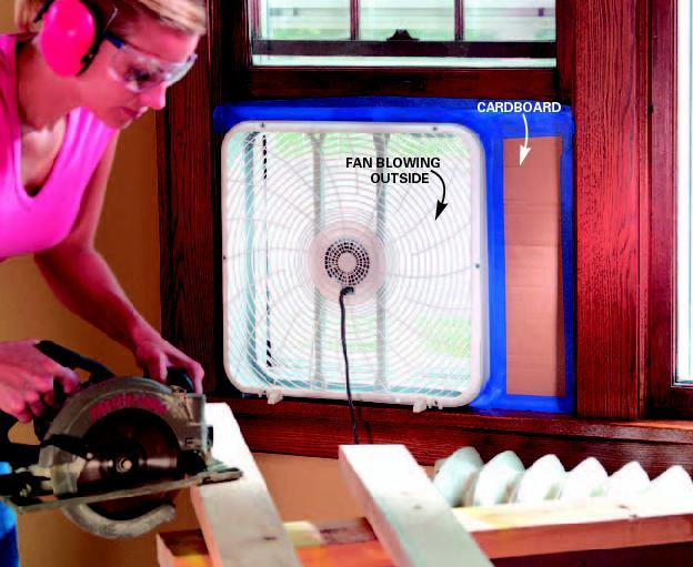 How To Control Dust During A Renovation A Concord Carpenter
