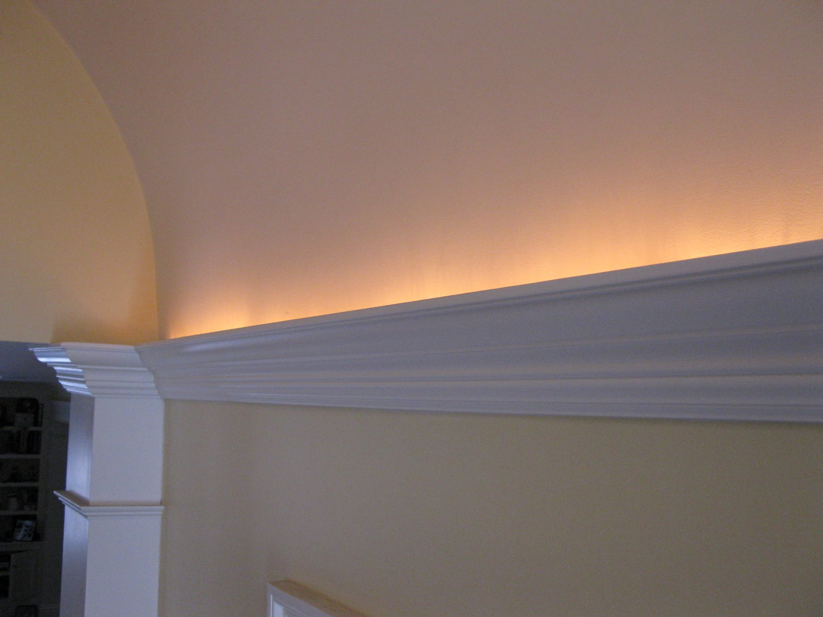 Tips On Installing Crown Molding Lighting A Concord Carpenter