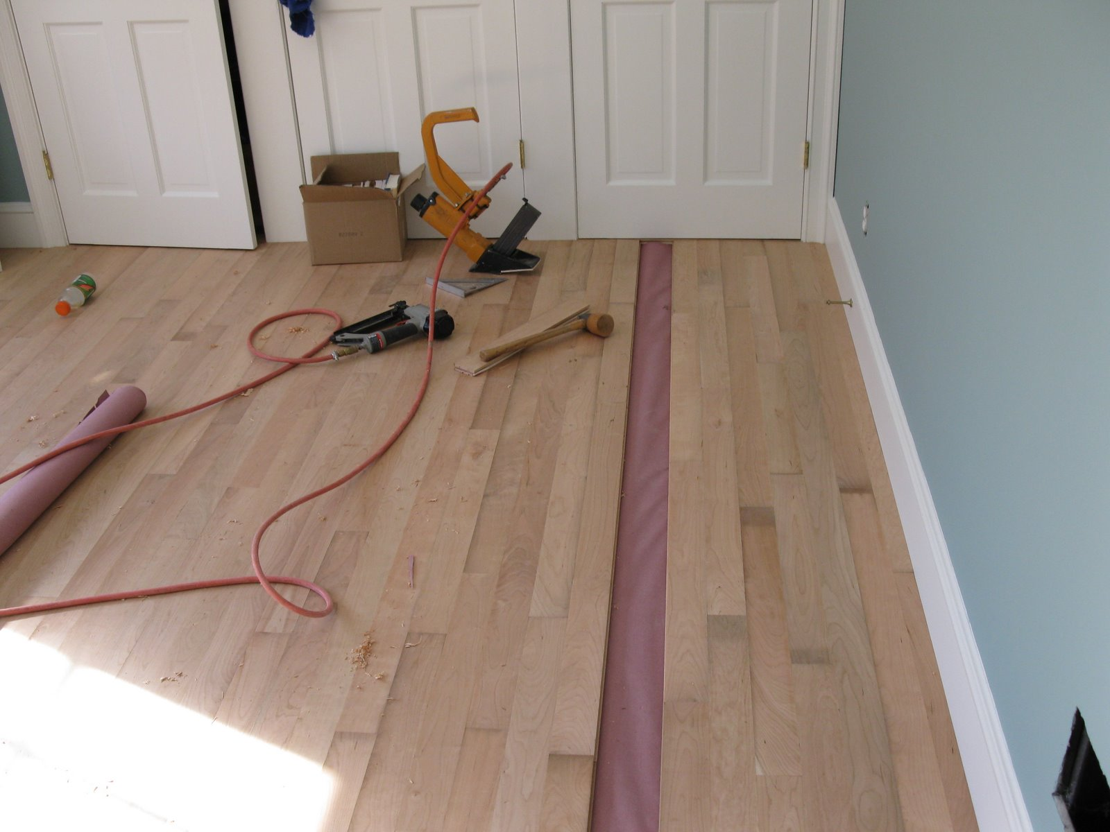 Prefinished Bamboo Flooring A Concord Carpenter