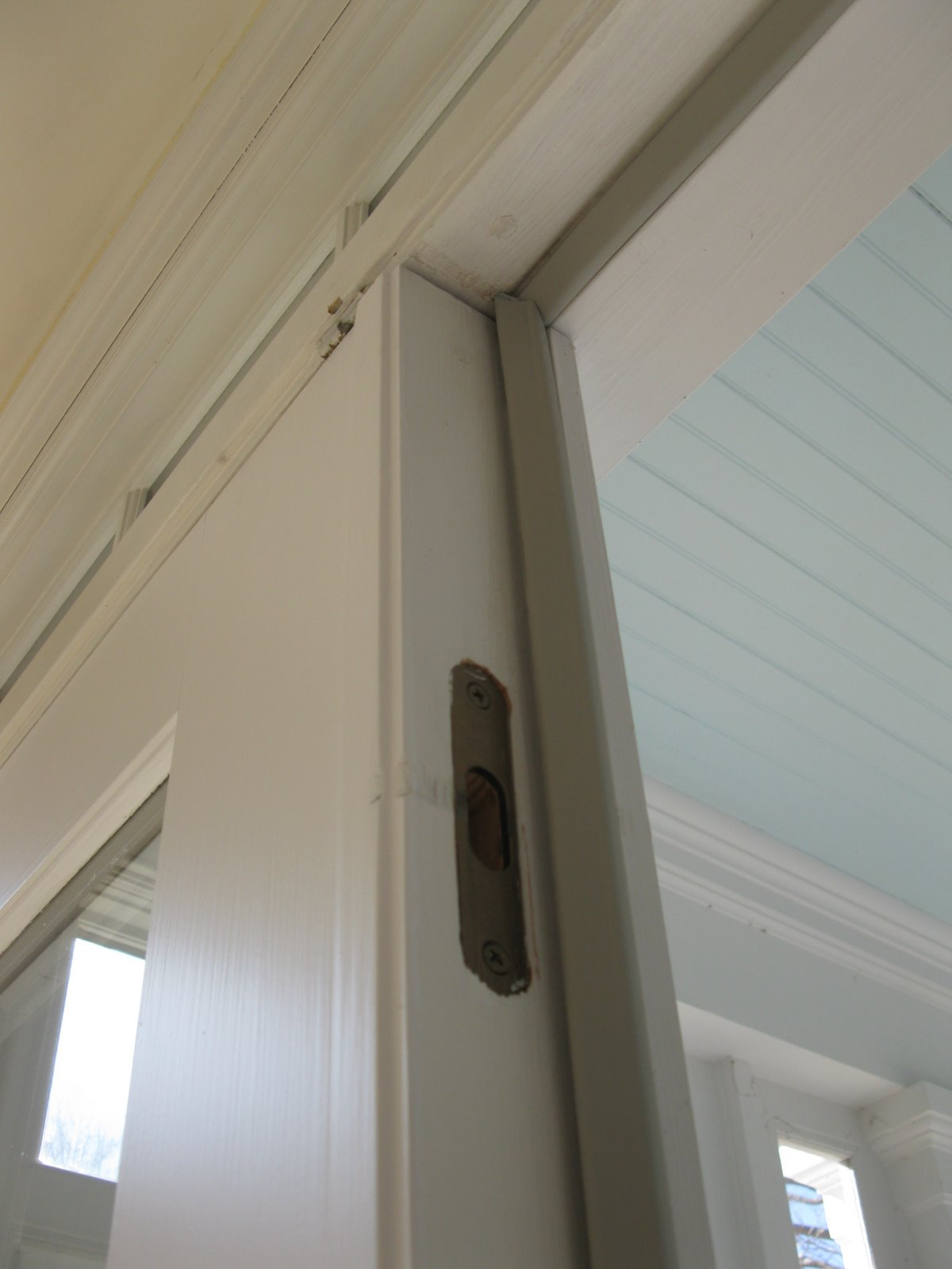 Replacing Weatherstripping A Concord Carpenter