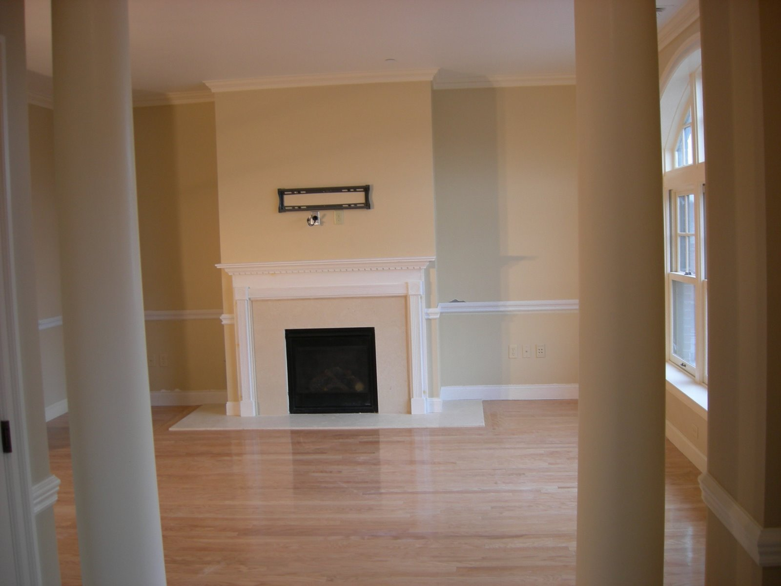 Amazing Installing A New Fireplace Mantel A Concord Carpenter Home Interior And Landscaping Transignezvosmurscom