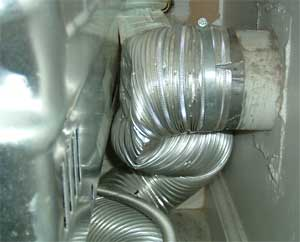 BEFORE installing a Dryer ... & Preventing Dryer Vent Fires - A Concord Carpenter