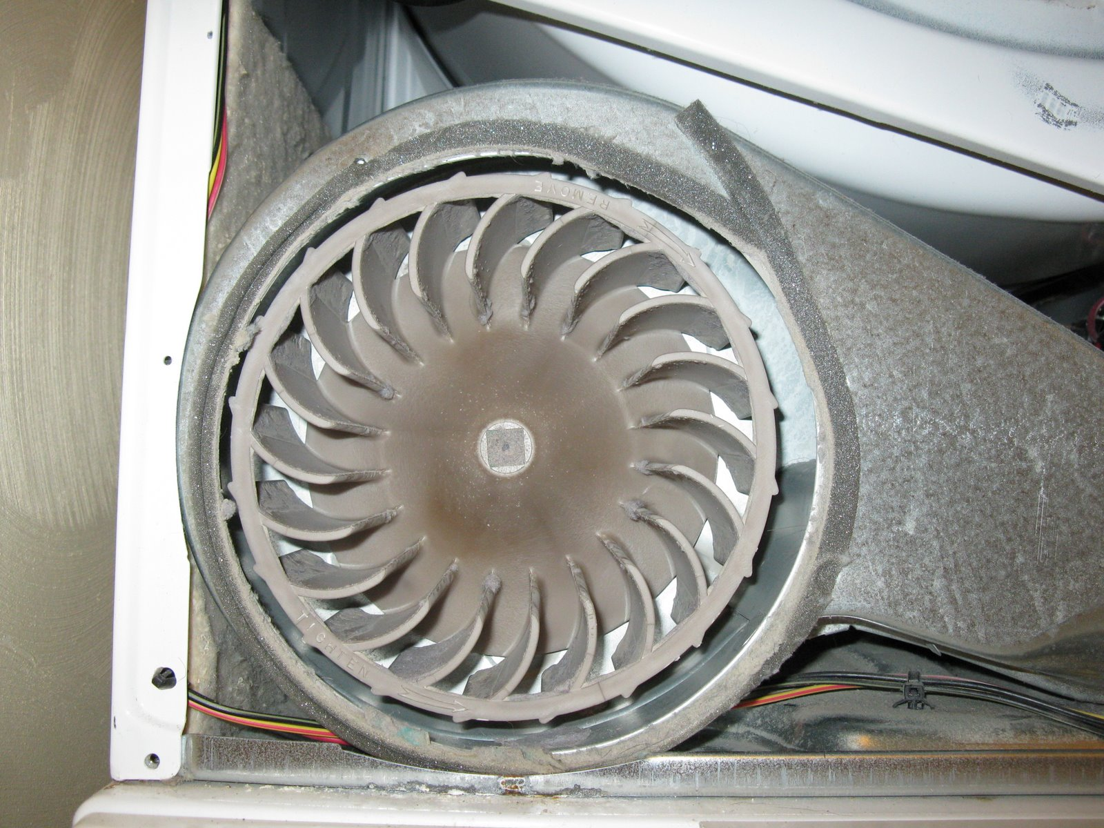 Bathroom And Dryer Duct Cleaning A Concord Carpenter - Clean bathroom fan