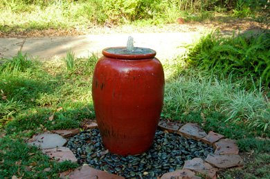 Charmant How To Build A Hidden Water Fountain
