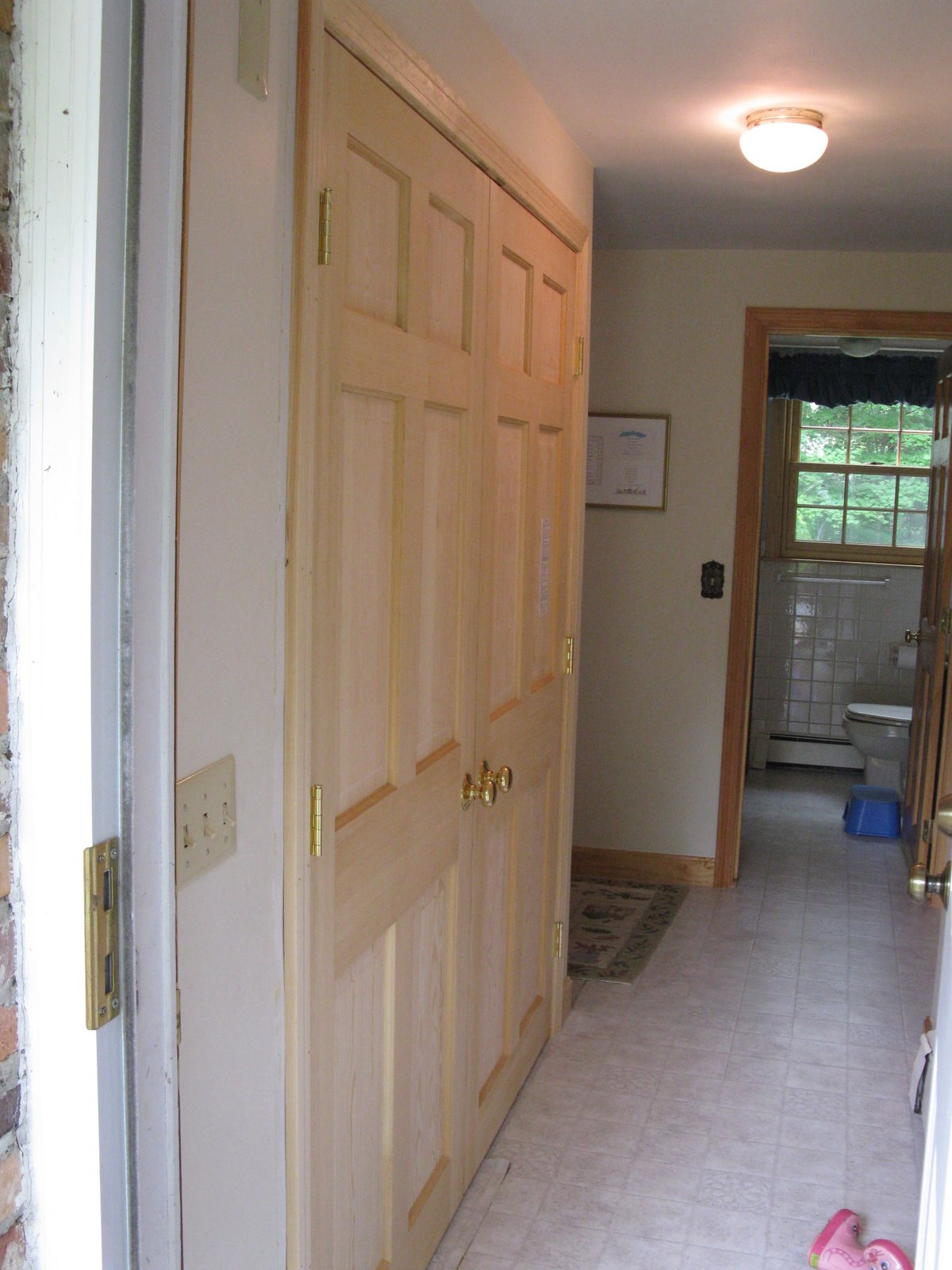 Pre Hung Double Closet Door