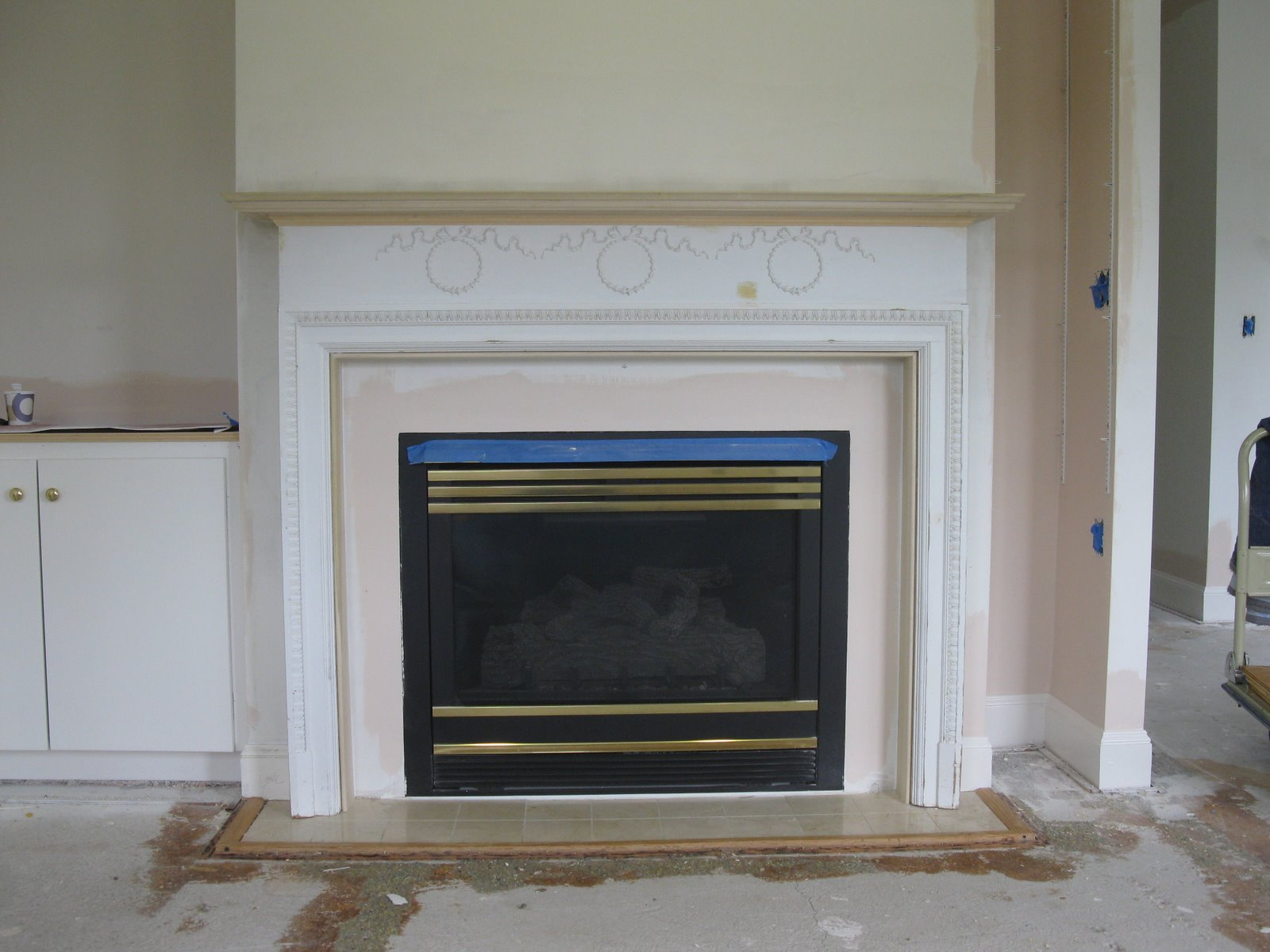 1890 fireplace mantle a concord carpenter