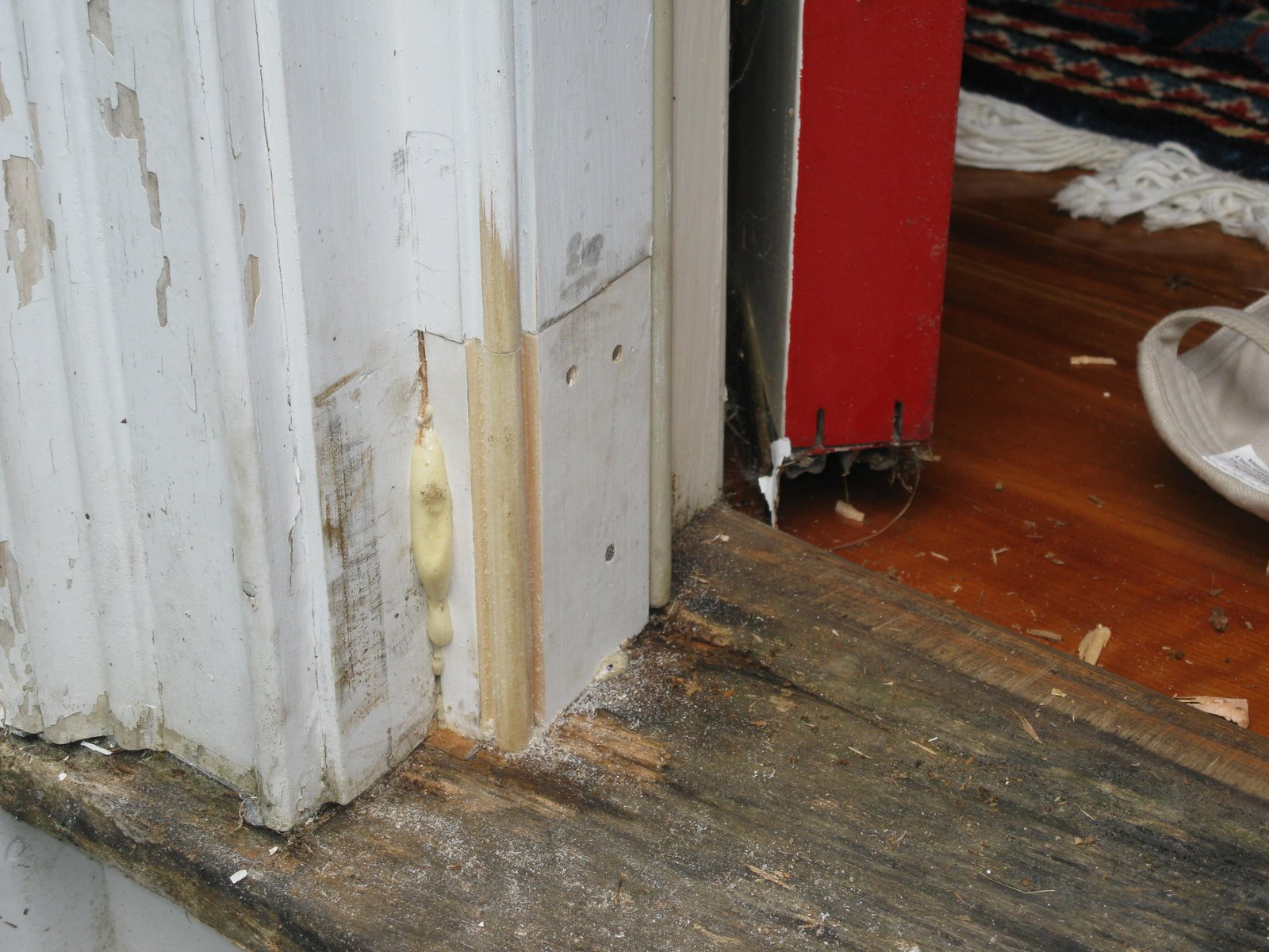 Repairing A Rotted Door Jamb A Concord Carpenter