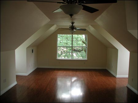 Attic Remodeling A Concord Carpenter