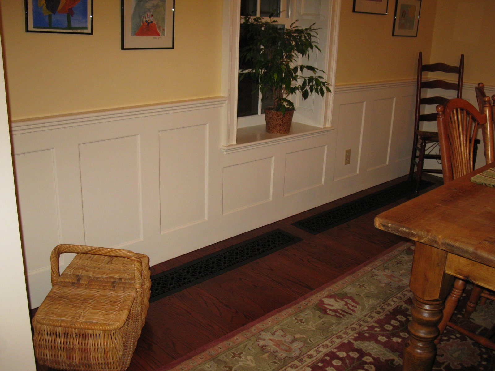 Installing Wainscoting - A Concord Carpenter on do it yourself wainscoting, how do you say wainscoting, how do you install fascia, how do you install crown molding, how install tongue and groove, how do you install stairs, how do you install stucco, how do you install siding, how tall should wainscoting be, how install beadboard wainscoting, how do you install wallpaper, how do you install shutters, how do you install windows, how do you install cabinets,