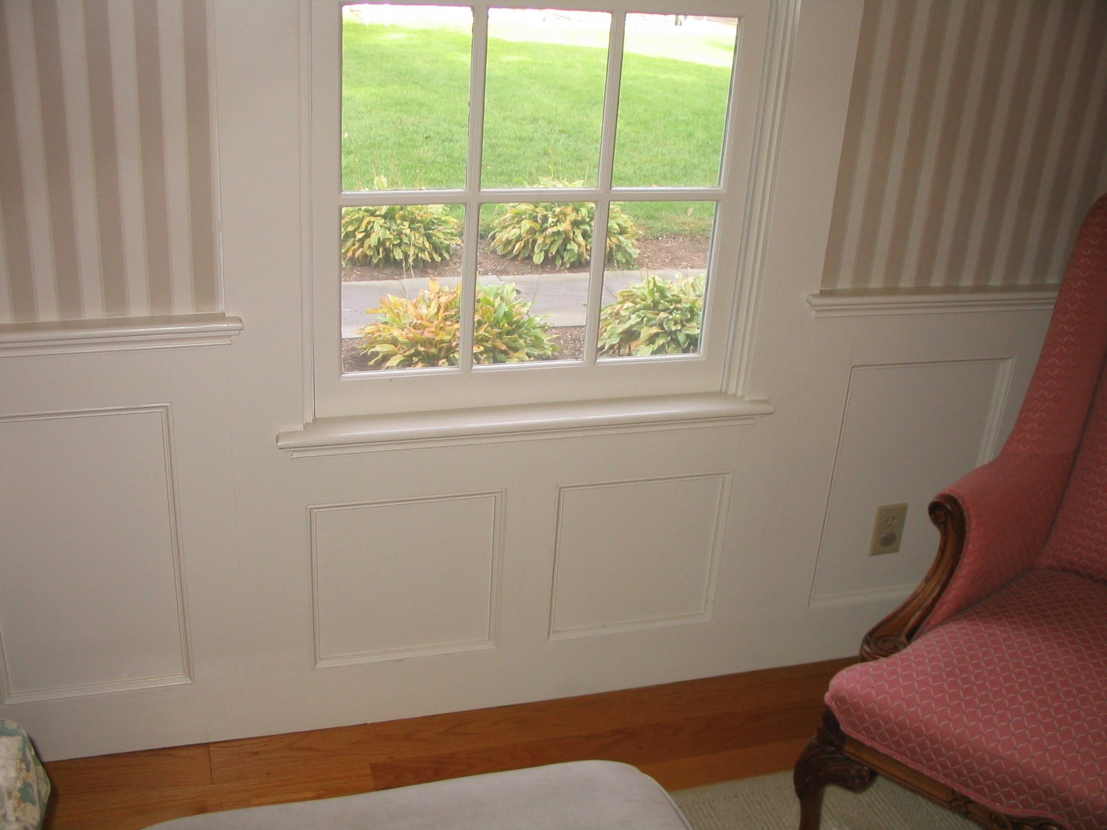Installing Wainscoting A Concord Carpenter