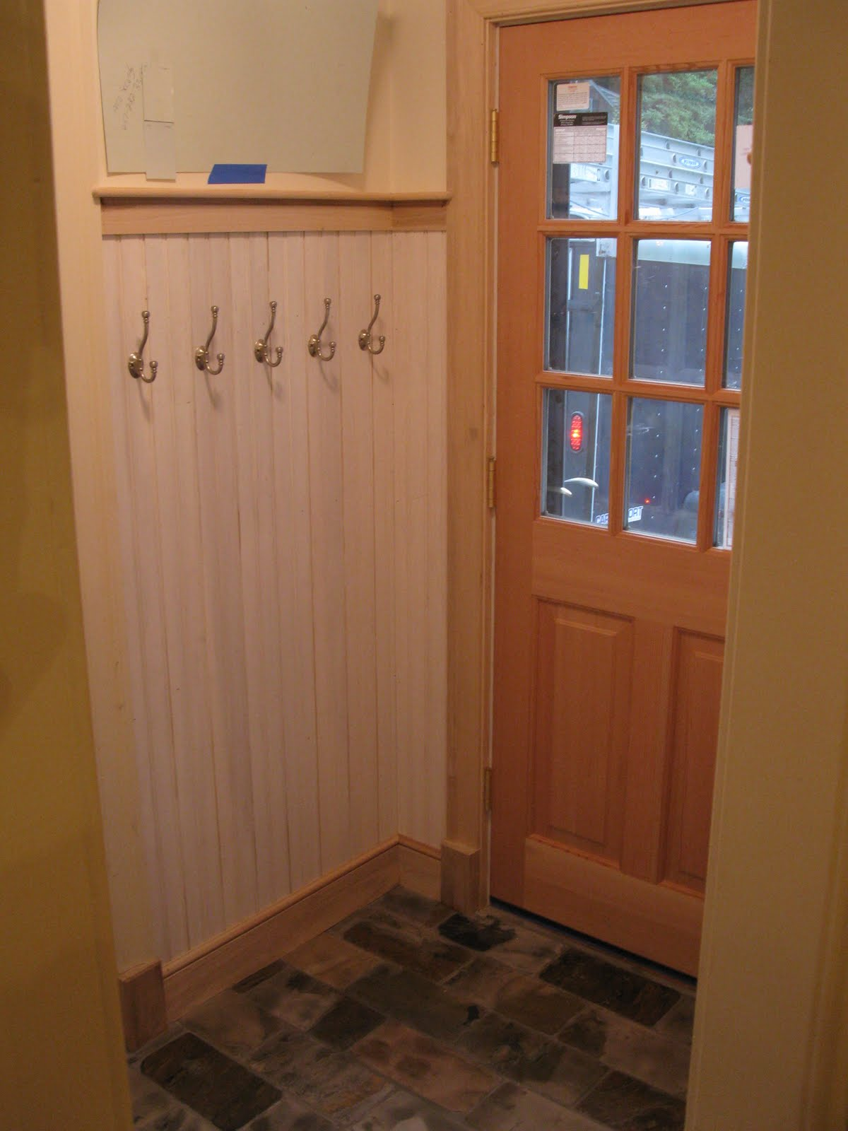 Remodeling A Mudroom A Concord Carpenter