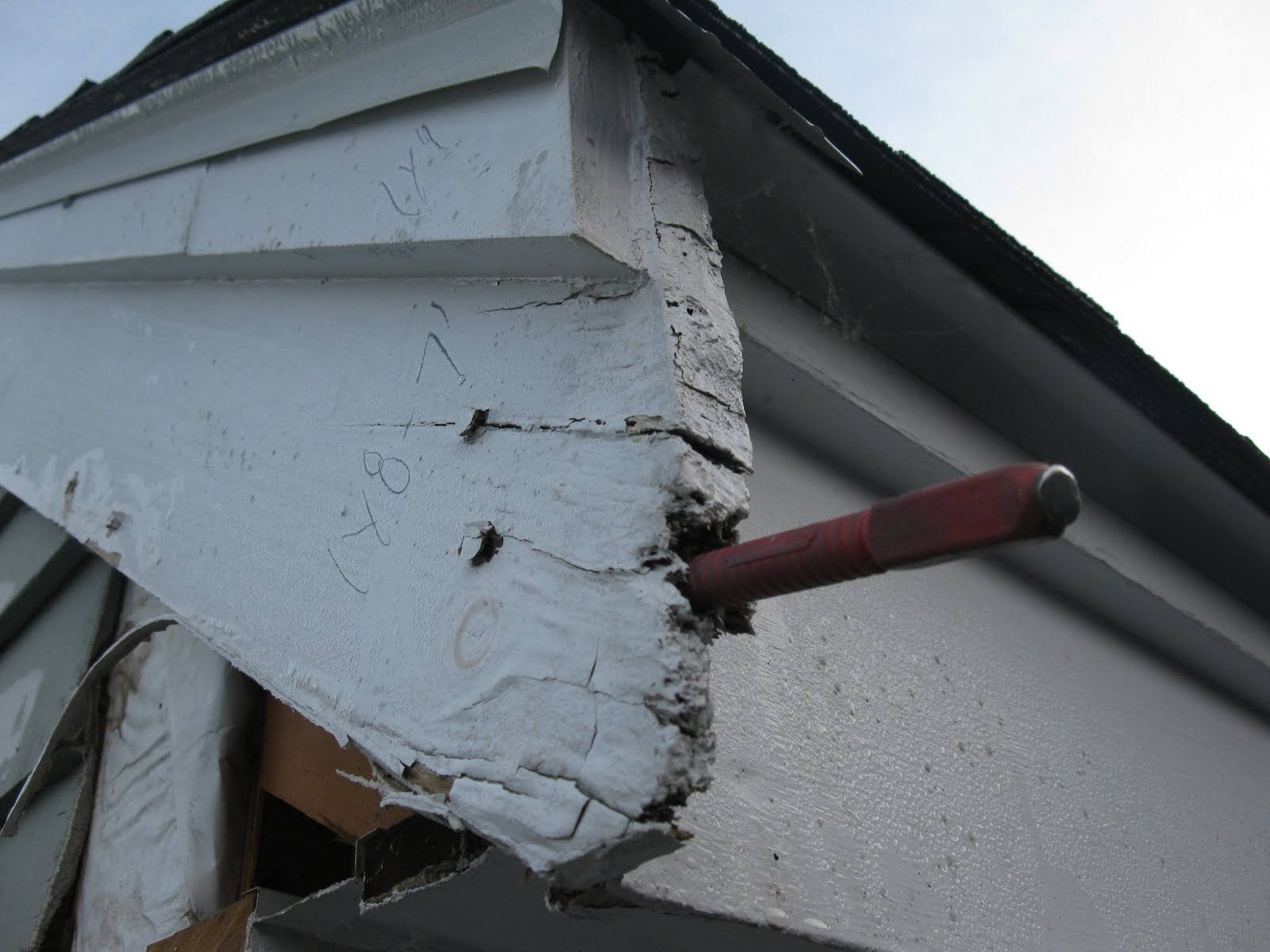 Exterior Trim Repairs A Concord Carpenter