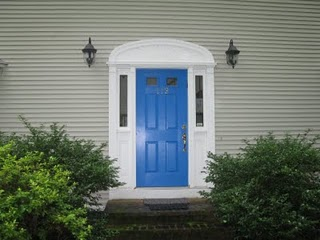Replacing a front entry door a concord carpenter for Exterior pediments