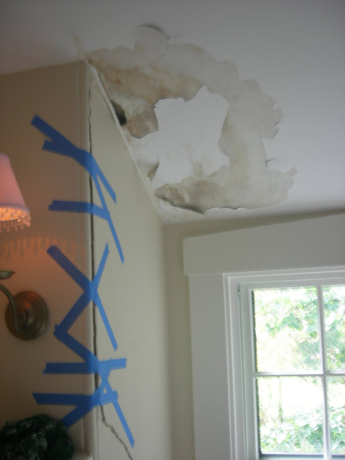 How To Repair Old Plaster Walls