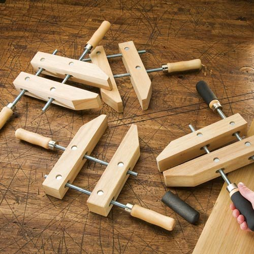 Wood Hand Screw Clamps A Concord Carpenter