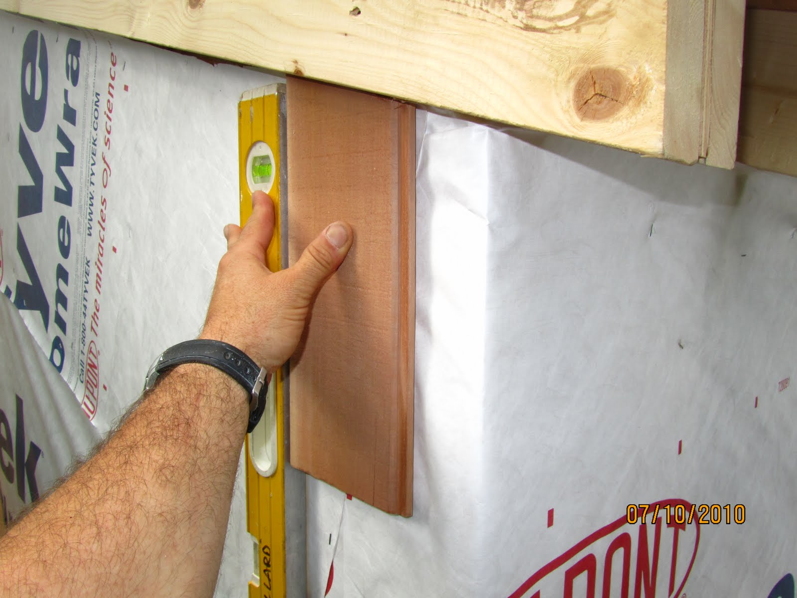 How To Install Tongue And Groove Siding A Concord Carpenter