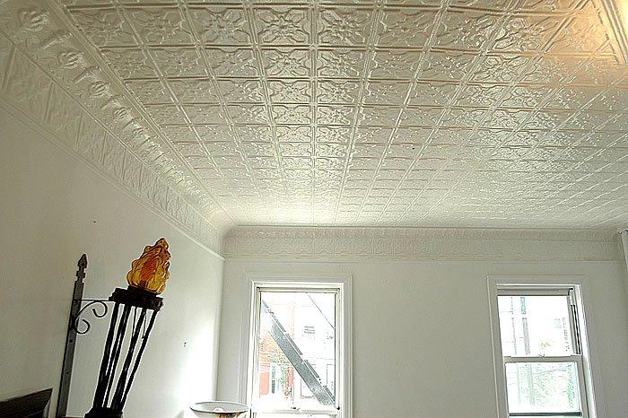 Tin Ceilings A Concord Carpenter