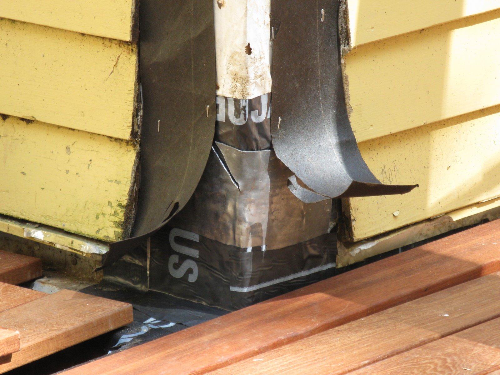 Repairing a Rotting Deck